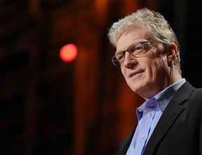 TocaMates: Ken Robinson y la muerte de la creatividad | Creatividad, Arte y Manualidades | Scoop.it