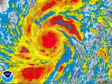 Typhoon Haiyan: Most powerful storm to ever hit land batters Philippines with 200mph winds | IB Part 2 Hazards and Disasters | Scoop.it