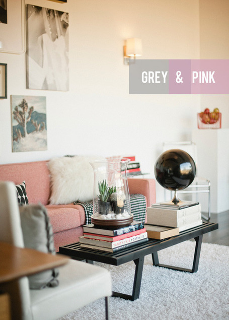 Colour Combination: Grey & Pink | Aussiemandas Auspicious | Scoop.it