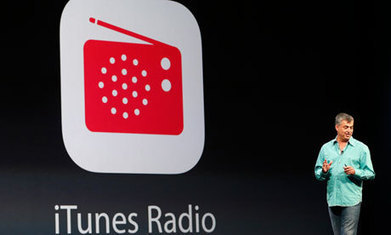 Apple unveils iTunes Radio – and says it will be free to iPhone and iPad users - The Guardian   Business Sustainability, Entrepreneurship & Technology   Scoop.it