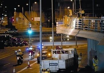 Un coche con 5 monjas causa 8 heridos al precipitarse en Sarrià-Barcelona-El Periódico | Barcel(o)na | Scoop.it