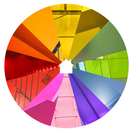 Color in Architecture — More Than Just Decoration | Features | Archinect | Design, Architecture, Cool, Modern, Technology, Workplace | Scoop.it