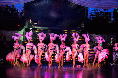 Sequin Saturday: Vegas Showgirls and Their Costumes - V Theater Box Office | Vegas Show History | Scoop.it