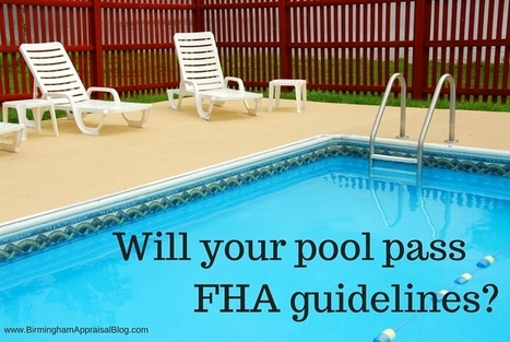 What Are FHA Mortgage Requirements For Pools? | Real Estate Articles Worth Reading | Scoop.it