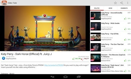 Video Tube for YouTube - Applications Android sur Google Play | Aprendiendo a Distancia | Scoop.it