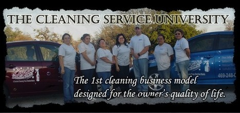 Few Tips to Start a Cleaning Business from The cleaning Business Coaching Experts   House Cleaning   Scoop.it