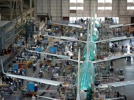 Boeing redonne un coup de fouet à sa production de B737 - Air-Journal | Aviation | Scoop.it