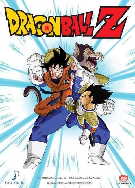 Sèries Nit Manga: Bola de Drac Z | Japanzone.cat | The world of dragon ball | Scoop.it