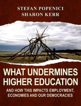 What Undermines Higher Education | the future of higher education | Scoop.it