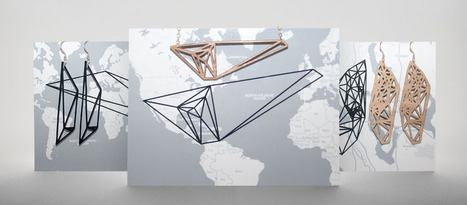 Meshu - Turn your places into beautiful objects. | e-merging Knowledge | Scoop.it