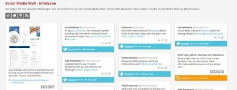 InfoSzene: Mit einem Social Media Newsroom den Überblick zur Branche - infobroker.de Recherchedienste | Social Media Highlights | Scoop.it