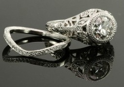 Antique Engagement Rings - Jonathan's Diamond Buyer | Vintage-Antique Rings of the World | Scoop.it