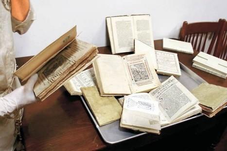 Analizan degradación de documentos antiguos   Documentos antiguos   Scoop.it