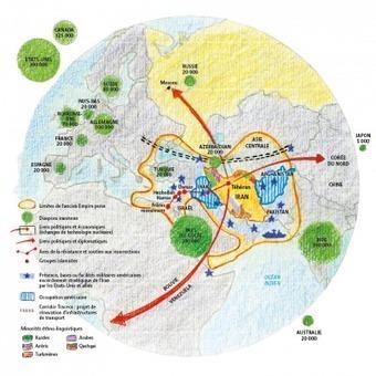 Le monde vu de Téhéran : Téhéran et ses alliés, proches et lointains… | ECS Géopolitique de l'Afrique et du Moyen-Orient | Scoop.it