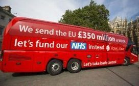 CPS considers complaint that Leave campaigns 'misled' EU referendum voters | WebNews | Scoop.it