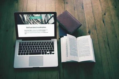 #MaddyTools : Avec Newsly, composez le journal de bord de votre navigation web - Maddyness | Startup & Appli | Scoop.it