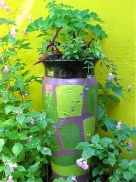 Blue Planet Garden Blog: Fearless Color - Keeyla Meadows Garden | Annie Haven | Haven Brand | Scoop.it