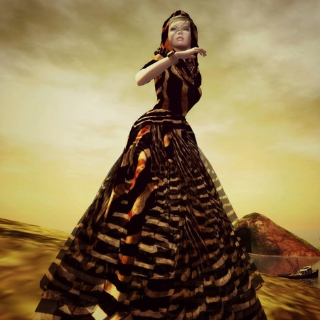 French Addik {xious} Secondlife Fashion Blog : # 323 | beauty girl | Scoop.it