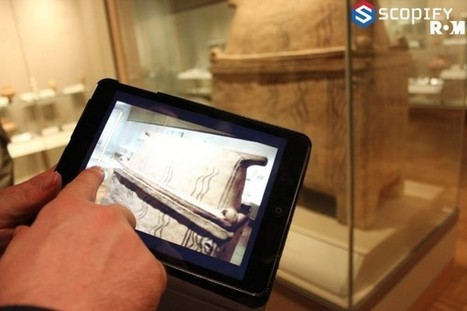 An app that will change museums? | New Media & Society | Scoop.it