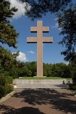 Souscription nationale pour la restauration de la Croix de Lorraine de Colombey-les-deux-Eglises | La restauration de la Croix de Lorraine | Scoop.it