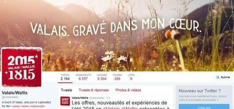Le Valais doit mieux connecter son tourisme sur les réseaux sociaux | HES-SO Valais-Wallis | Scoop.it