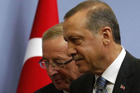Le pacte migratoire UE-Turquie, victime collatérale du coup d'Etat raté? | L'Europe en questions | Scoop.it