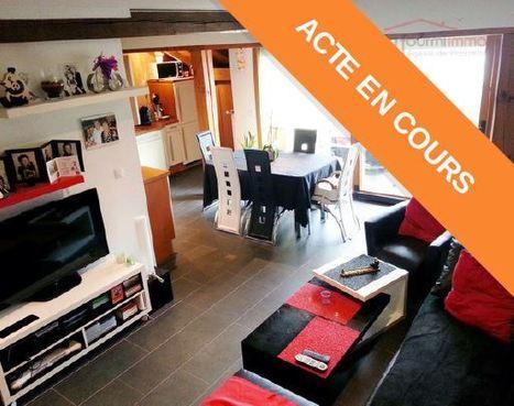 Appartement f3 + double garage 68190 Ensisheim | Rémy-Benoît Meyer. Consultant en immobilier. | Scoop.it
