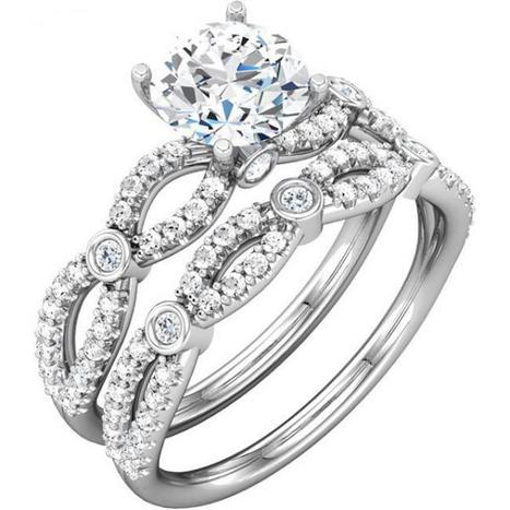 MyBridalRing - Wedding Rings, Engagement Rings, Bridal Rings for Women at Online Jewelry Store, Los Angeles California | Diamond Engagement Ring | Scoop.it
