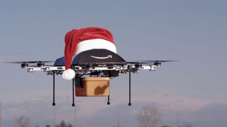 Amazon Drones Are Truly Revolutionary [Marketing] | ecosystem integration | Scoop.it