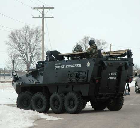 Small-Town Cops Pile Up on Useless Military Gear - Wired News (blog) | Police Problems and Policy | Scoop.it