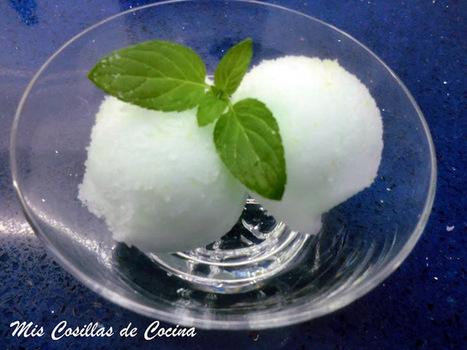 Mis Cosillas de Cocina: Helado de Gin Tonic | recetitas | Scoop.it