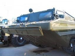 PTS-M Tracked Amphibious Transport – Walk Around   History Around the Net   Scoop.it