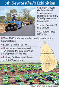Deyata Kirula kicks off in grand style - Sunday Observer | Agricultural Biodiversity | Scoop.it