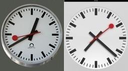 Apple a copié le design de son horloge iOS 6 sur iPad | Apple World | Scoop.it