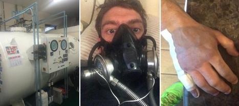 » Cal Crutchlow in the hyperbaric chamber to recover quickly   Ductalk Ducati News   Scoop.it