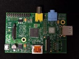 Raspberry Pi Modell A ist erhältlich | 21st Century Tools for Teaching-People and Learners | Scoop.it
