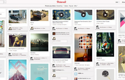 Can Pinterest help your charity? | World of Difference News | Charityadviser | Scoop.it