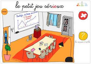 Le Petit Jeu Sérieux explique l'intelligence économique - Ludovia Magazine | Veille_Curation_tendances | Scoop.it
