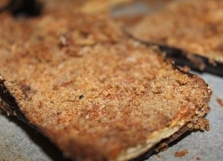 Breaded Eggplant! Recipe : Cook Vegetarian Magazine | Food for Foodies | Scoop.it