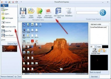 Free Presentation Creator: PowerPoint Express | Time to Learn | Scoop.it