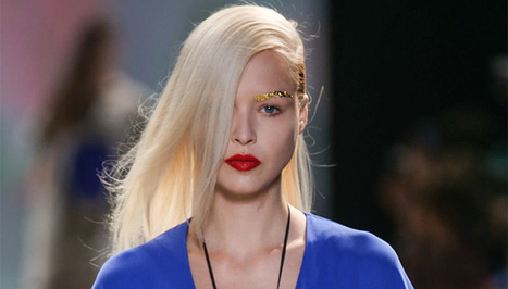 Tendance : Les coiffures du printemps été 2014 | lea | Scoop.it