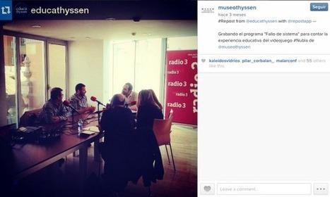 ¿Cómo utilizan Instagram los museos? | Gestión Cultural | Scoop.it