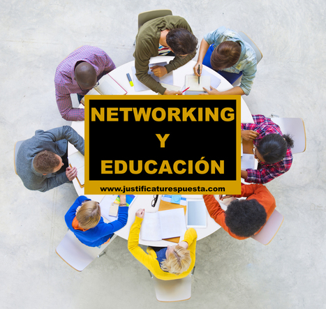 Networking o el reto del docente que nunca come solo | Recull diari | Scoop.it