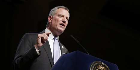 De Blasio Ends 5-Year Dispute With Teachers Union | Education | Scoop.it