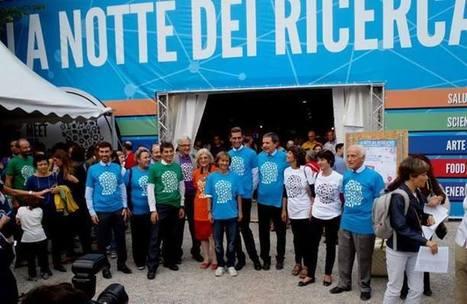 Foto ricordo | Facebook | La Notte dei Ricercatori | Scoop.it