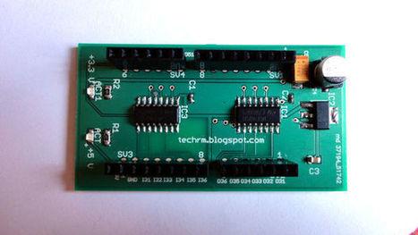 WIFI plant monitoring system based on Arduino MEGA and ESP8266 | Arduino, Netduino, Rasperry Pi! | Scoop.it