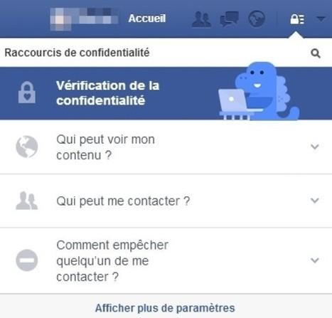 Vidéo tutoriel (5 min.): sécuriser son profil Facebook | FLE et nouvelles technologies | Scoop.it