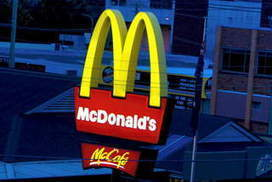 McDonald's finds loose change nice little earner | 11business studies | Scoop.it