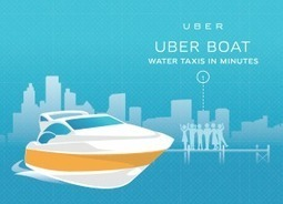 Cruise around Sydney this Saturday with UberBOAT   Social Media   Scoop.it