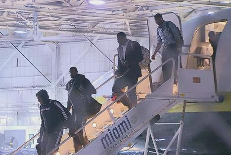 Heat players back in Miami after Game 2 win in NBA Finals | The Billy Pulpit | Scoop.it